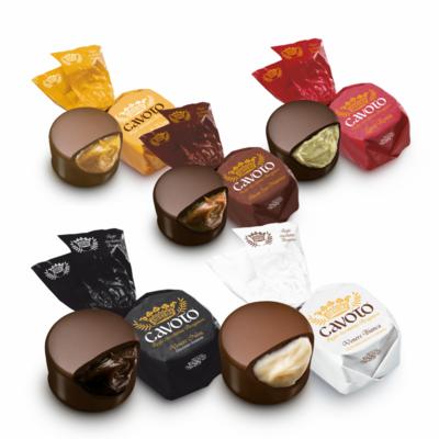 Cavoto | Cioccolatini sfusi da 500 gr (Gusti Assortiti)