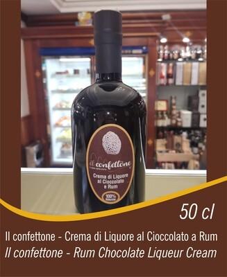 Il Confettone - Crema di Liquore al Cioccolato a Rum