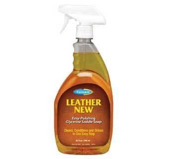 Farnums Leather New glycerine Saddle Soap 32 OZ