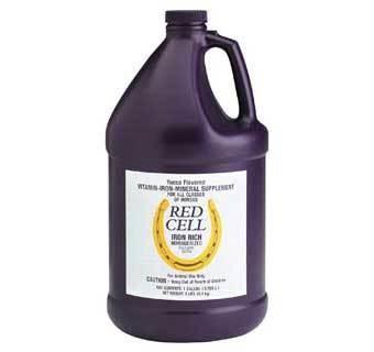 Horse Red Cell Liquid Iron Vitamin Supplement