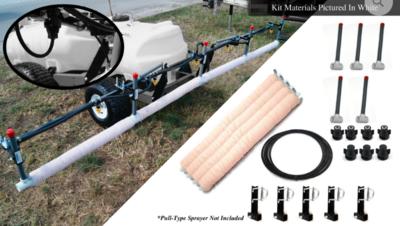 10 ft. Sprayer Boom Kit Self-propelled