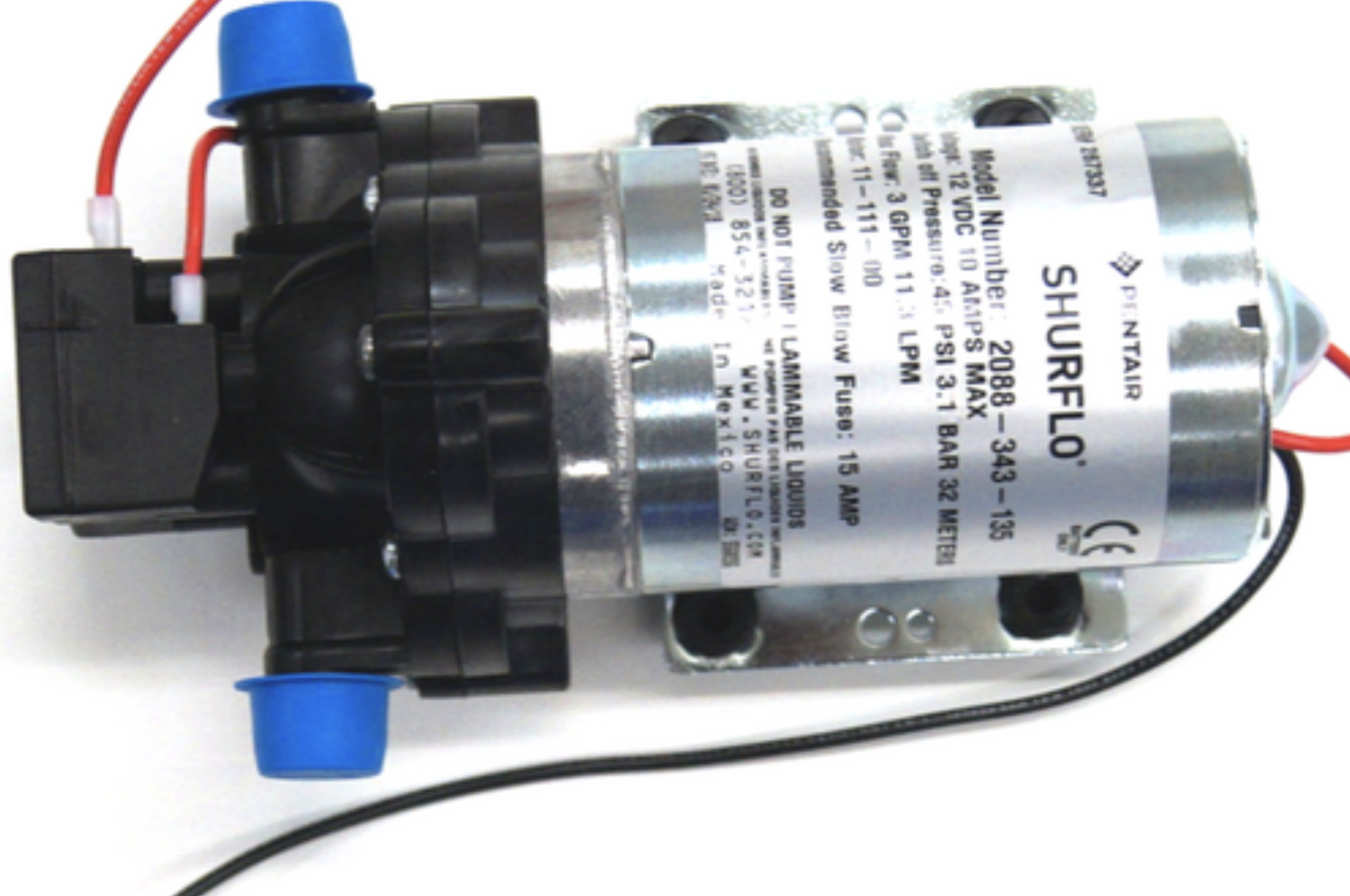 Replacement Spot Sprayer Pump for Smucker Weed Wipers