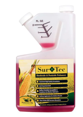 Sur-Tec Herbicide and Pesticide Enhancer - 16 oz