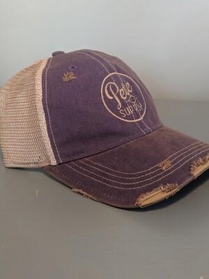 Purple PeteCo Supply Hat