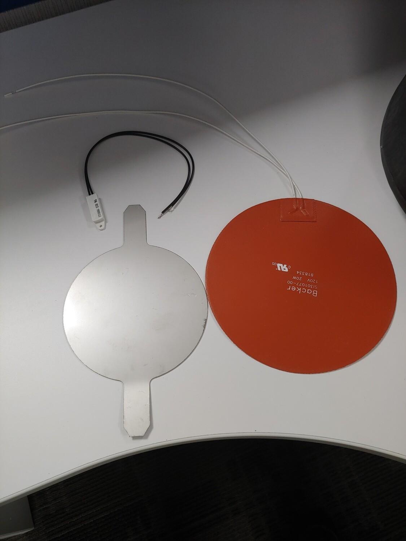 Miraco 276 Silicon Rubber Heater Kit