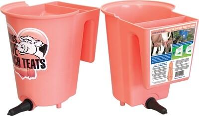 Reversible Peach Teat Calf SK1 Bucket