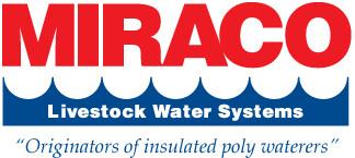 Miraco Model 3350 4-hole energy free waterer