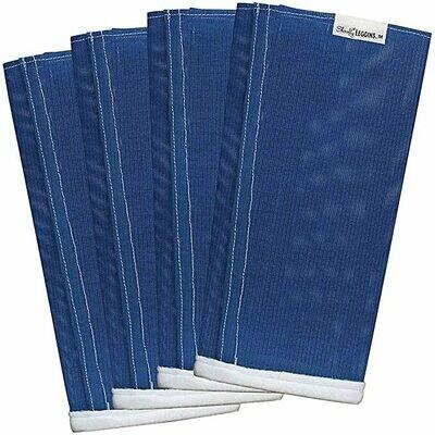 Shoofly Leggins Blue 4pk - Various Sizes