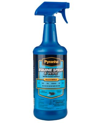 Pyranha Equine Spray 1 quart - Water Based Formula