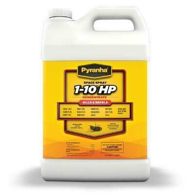 Pyranha 1-10 HP 55 Gallon Refill Concentrate 2.5 Gallons