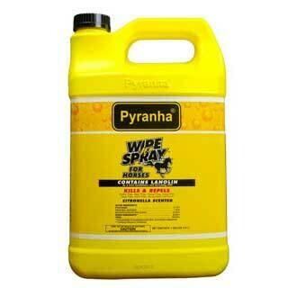 Pyranha Wipe N' Spray Gallon
