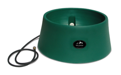 High Country Plastics 15 gallon Auto Water Basin - Green