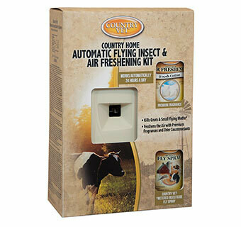 Country Home Flying Insect & Air Refreshing Kit