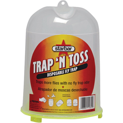 Starbar Trap N' Toss Fly Trap