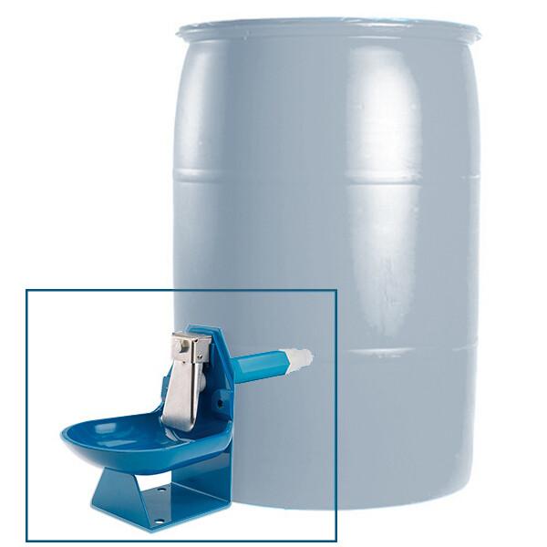 Trojan Gravity Flow Barrel Waterer Kit