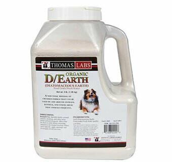Organic D/Earth (Diatomaceous Earth) Powder 3LB
