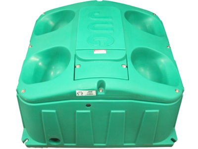 JUG Four Hole Automatic Waterer #10404