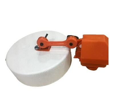 Franklin Half Inch Valve with Round Float and Short arm