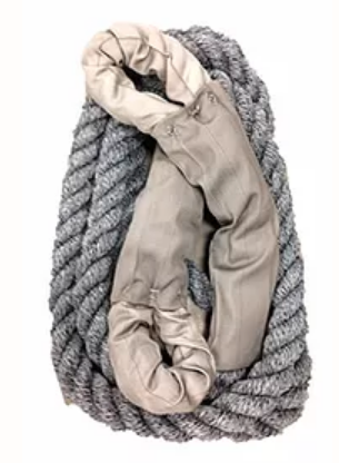 Champion Tow Ropes Loop/Loop Style - 50,000# - 25'