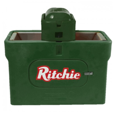 Ritchie Omni 2 #18526 Heated Automatic Waterer - Green