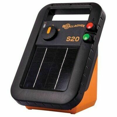 Gallagher S20 Solar Fence Energizer