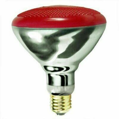 Heat Lamp Red 175 Watt Hard Glass