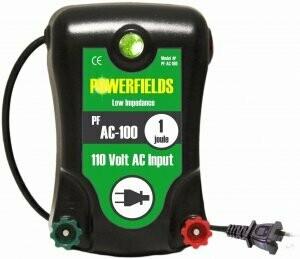 Powerfields 1.0 Joule 110 Volt AC Energizer
