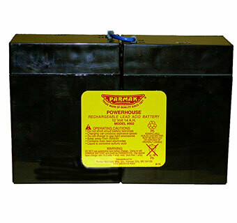 Parmak Solar Replacement Battery 12V MAG 12-SP902