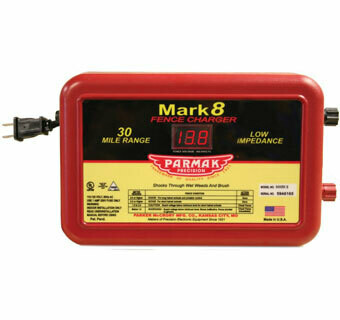 Parmak Multi Power AC 110V, 30 Mile M8