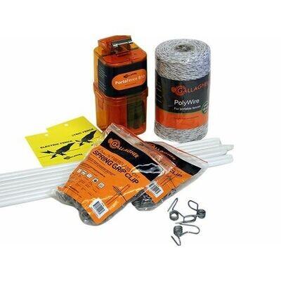 Gallagher Garden & Backyard Protection Kit A600