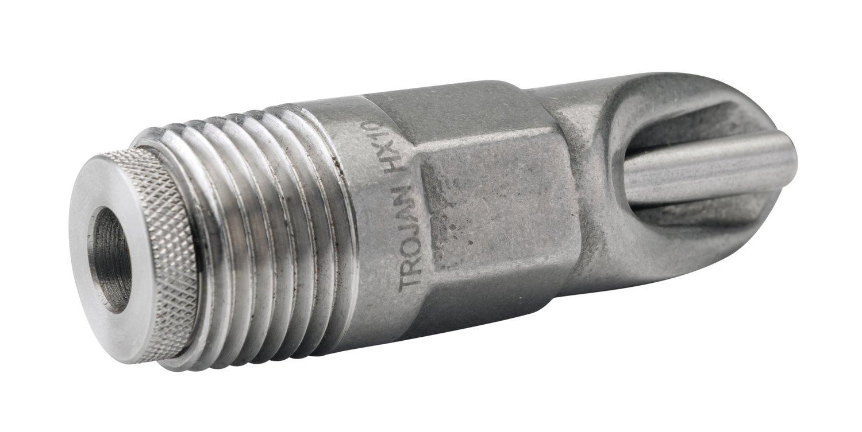 Trojan® Model 75 Hex Head Gravity Nipple #10010G - Bulk pricing available
