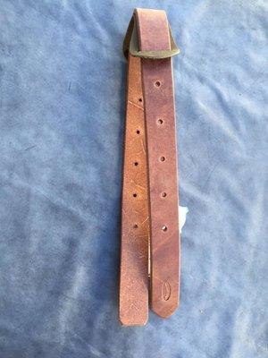 Buckaroo Leather -  Heavy Harness Off Side Billet