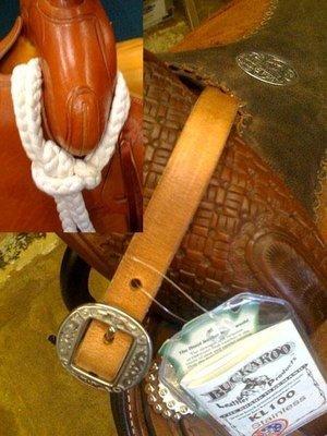 Buckaroo Leather -  Night Latch