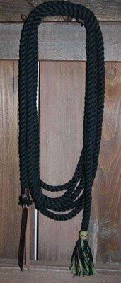 Buckaroo Leather - Cotton Mecate L507c