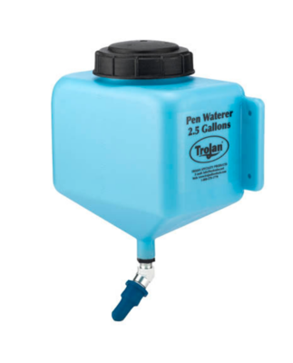 Trojan® Pen Waterer - 2.5 Gal - for sheep, goats, calves
