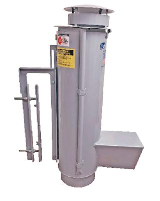 MADE IN THE US - Trojan® 66B LP Gas Stock Tank Heater #18000