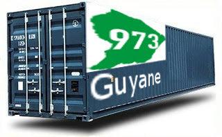 Guyane groupage maritime