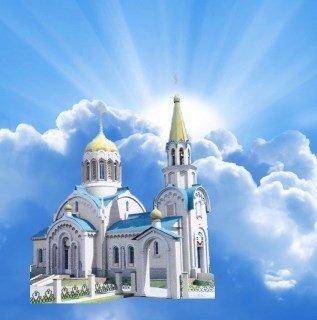 Благотворительное пожертвование на капитальный ремонт храма в р.п.Быково