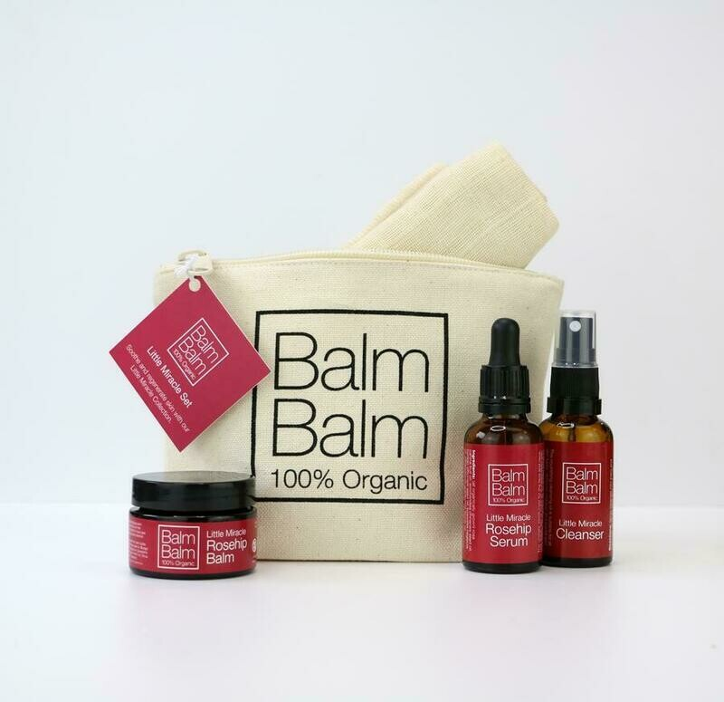Balm Balm, New Little Miracle Kit