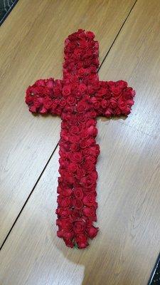 All Roses Cross