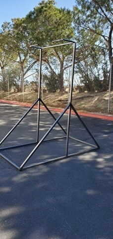 Ultimate Pole Vaulting Rack System