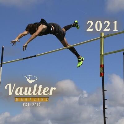 2021 Series Two Calendar Vaulter Magazine