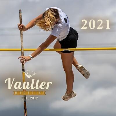 2021 Series Three Calendar Vaulter Magazine