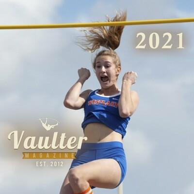2021 Series One Calendar Vaulter Magazine
