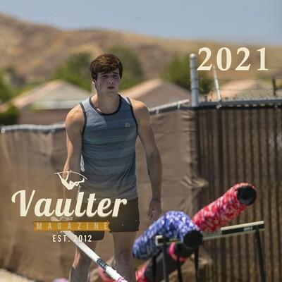 2021 Series Four Calendar Vaulter Magazine