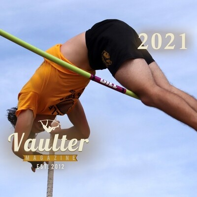 2021 Series Five Calendar Vaulter Magazine