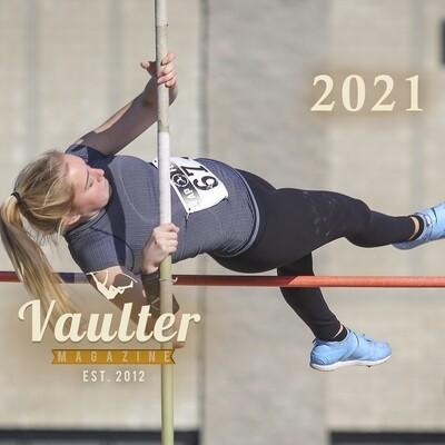 2021 Series Six Calendar Vaulter Magazine