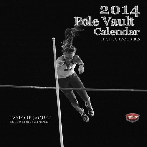 2014 Girls High School SERIES TWO Calendar