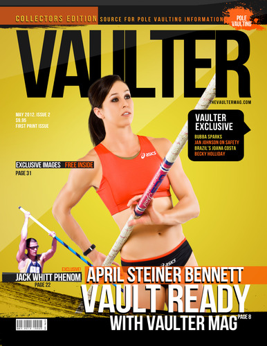 May Issue of VAULTER Magazine