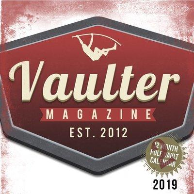 2019 Pole Vaulters Series 2 Calendar